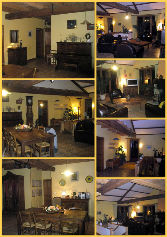 Information in english chambre d 39 h tes limousin ferme for Chambre hote limousin